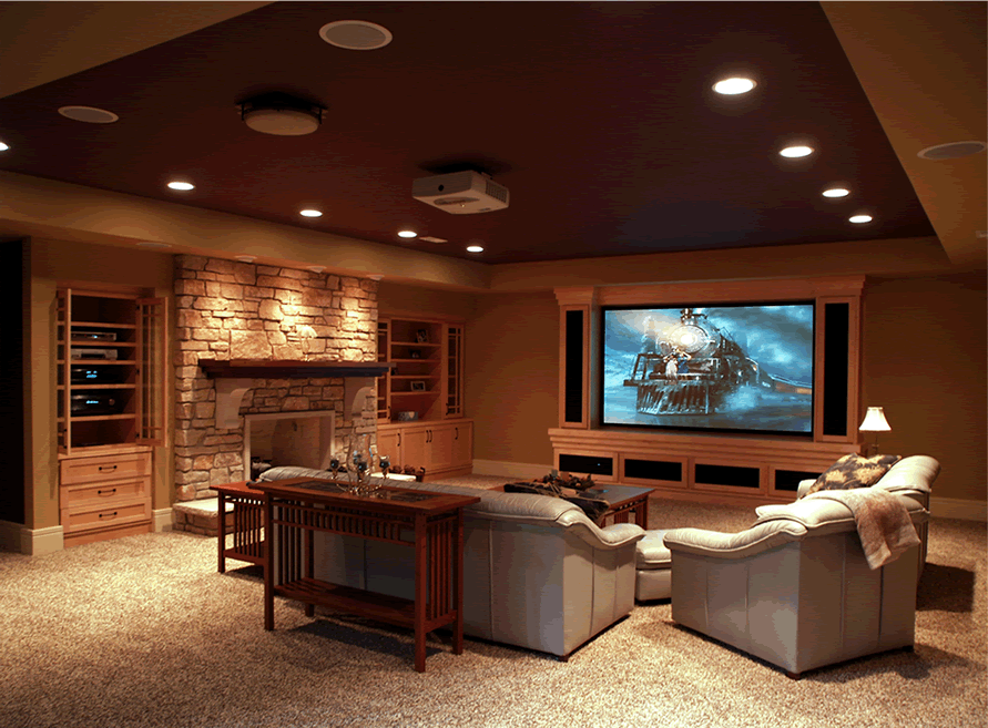 Home Theater Amp House Tv Gallery 171 171 Streamline