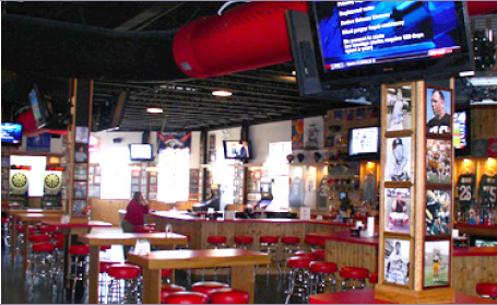 Automating sports bars with control4 by streamline systems automating sports bars with control4 aloadofball Images